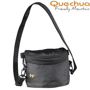 Quechua(ケシュア) EXTENSIBLE POCKET BLACK 2887753-456808