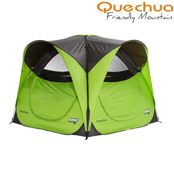 Quechua(ケシュア) BASE SECONDS 8208602-1483296 リビング用シェルター