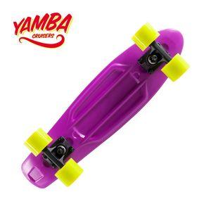 oxelo(オクセロ) YAMBA スケートボード PURPLE 8227929-1559865