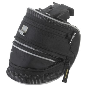 B'TWIN(ビトウイン) SADDLE BAG 1L/1.5L BLACK