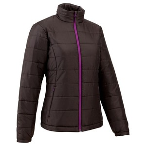 Quechua(ケシュア) INUIT 100 JACKET WOMEN S BLACK 8284740-1715647