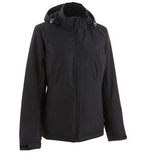 Quechua(ケシュア) ARPENAZ 400 L JACKET S BLACK 8284899-1716871