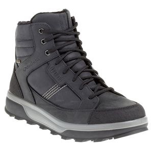【送料無料】Quechua(ケシュア) QONI WINTER BOOTS MEN 27.6-28.2 BLACK 8227783-1559164