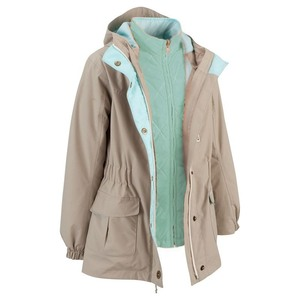 Quechua(ケシュア) KUTUNA 3WAY JACKET GIRL