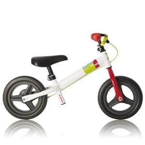 【送料無料】B'TWIN(ビトウイン) RUN RIDE 子供用ペダルなし自転車 トレーニングバイク WHITE 8237693-1595190