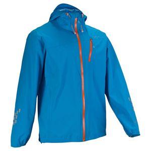 【送料無料】Quechua(ケシュア) HELIUM レインジャケット メンズ XL LIGHT BLUE 8302504-1822485