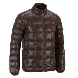 【送料無料】Quechua(ケシュア) INUITDOWN XLIGHT ジャケット メンズ L BROWN 8231640-1571425