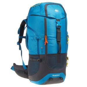 【送料無料】Quechua(ケシュア) FORCLAZ 60 バックパック 61L BLUE 8300843-1809072
