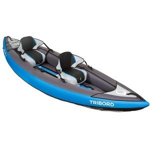 【送料無料】Tribord(トリボード) ITIWIT 2 インフレータブル カヤック 1-2人用 BLUE 8335518-693242