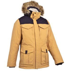 【送料無料】Quechua(ケシュア) ARPENAZ 700 X-WARM メンズ 防水ジャケット L OCHRE 8317485-361436