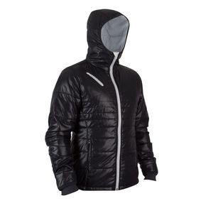 B'TWIN(ビトウイン) TILT URBAN サイクリング ジャケット メンズ M BLACK 8346891-1848299