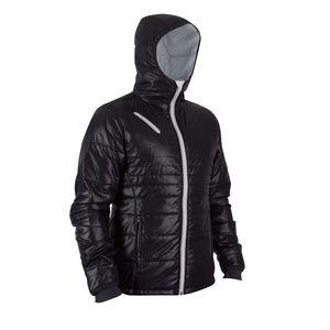 B'TWIN(ビトウイン) TILT URBAN サイクリング ジャケット メンズ L BLACK 8346891-1848300