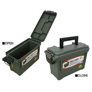 プラノ(PLANO)1312−00 FIELD BOX (フィールドボックス)