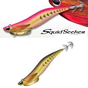 バレーヒル(ValleyHill) Squid Seeker Midium Heavy (スクイッドシーカー ミディアムヘビー) 3.5号/35g #03MH オリーブアジ/金