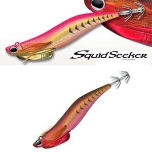 バレーヒル(ValleyHill) Squid Seeker Midium Heavy (スクイッドシーカー ミディアムヘビー) 3.5号/35g #07MH オリーブアジ/赤