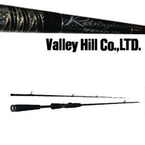 バレーヒル(ValleyHill) レトログラード RGS-80ML ティップラン用ロッド