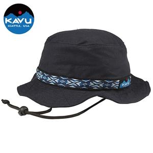 KAVU(カブー) Strap Bucket Hat(ストラップ バケット ハット) 11863452096007 ハット(メンズ&男女兼用)
