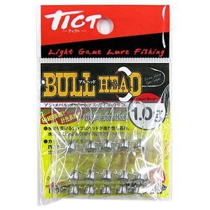 TICT(ティクト) BULL HEAD(ブルヘッド) ヘビーパック ワームフック(ライトソルト用)