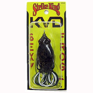 Strike King(ストライクキング) KVDセクシーフロッグ SFKVD-47 フロッグ
