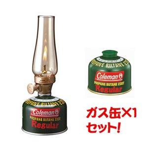 Coleman(コールマン) ルミエールランタン+純正LPガス燃料[Tタイプ] 205588+5103A230T ガス式