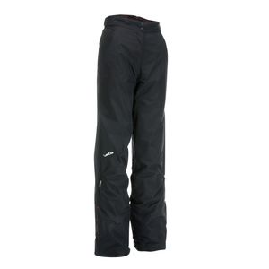 【送料無料】Wed'ze(ウェッゼ) EVOSLIDE PULL'N FIT PANTS WOMEN S BLACK 8071257-1031111