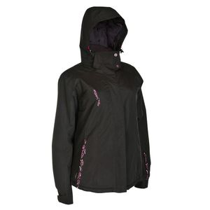 【送料無料】Wed'ze(ウェッゼ) EVOSLIDE JACKET WOMEN M BLACK 8103179-1147820