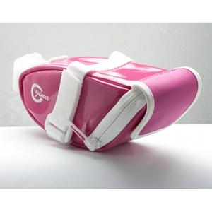 LOTUS TECHNOLOGY GEAR(ロータステクノロジーギア) GINAサドルバッグXS<GN04> ピンク/ホワイト Y-9402