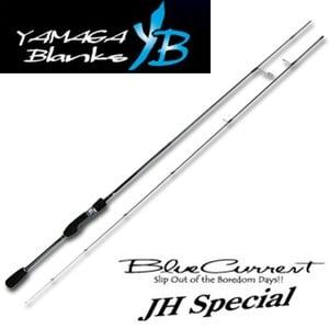 YAMAGA Blanks(ヤマガブランクス) Blue Current(ブルーカレント) 610/Ti JH Special