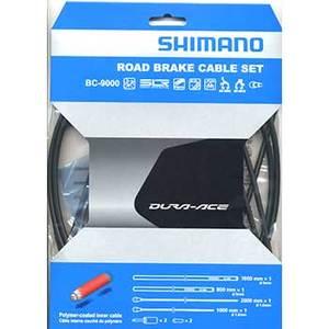 シマノ(SHIMANO/サイクル) BC-9000 ポリマーコート ブレーキケーブルセット y8yz98010