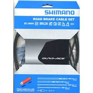 シマノ(SHIMANO/サイクル) BC-9000 ポリマーコート ブレーキケーブルセット y8yz98010 ブレーキ関連