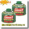 Coleman(コールマン) 純正LPガス燃料[Tタイプ]230g【お得な2点セット】