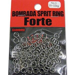 BOMBA DA AGUA(ボンバダアグア) BOMBADA SPRITRING Forte(スプリットリング フォルチ) スプリットリング