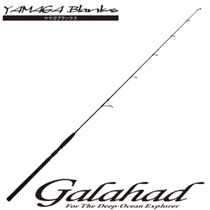 YAMAGA Blanks(ヤマガブランクス) Galahad(ギャラハド) 622S