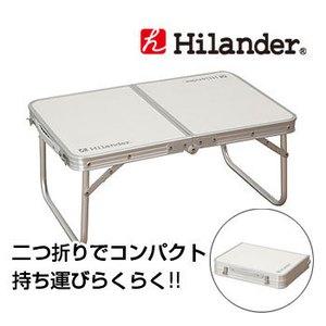 Hilander(ハイランダー) フォールディングローテーブルMINI