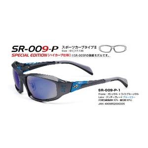 ストームライダー(STORM RIDER) SR-009-P スポーツカーブタイプ2 SR-009-P-1 偏光サングラス