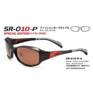 ストームライダー(STORM RIDER) SR-010-P ファッションカーブタイプ2 SR-010-P-4 偏光サングラス