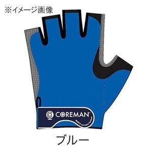 コアマン(COREMAN) 5フィンガーレスグローブ L #004 ブルー
