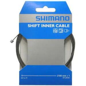シマノ(SHIMANO/サイクル) SUS シフトインナーケーブル(φ1.2mm×2100mm/1パック) Y60098911