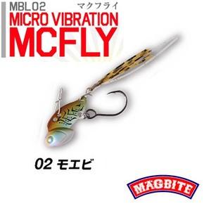 マグバイト(MAGBITE) MCFLY(マクフライ) MBL02 バイブレーション