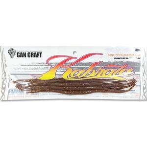 ガンクラフト(GAN CRAFT) KABRATA(カブラタ) 9.9インチ #777 ラッキーブラウンゴールドラメ