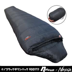 ナンガ(NANGA)ナノブラックダウンバック 900STD【別注モデル】【-15℃~-20℃対応】
