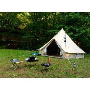 【送料無料】CanvasCamp(キャンバスキャンプ) SIBLEY 500 ULTIMATE PRO (PROTECH) 500cm サンドベージュ 500ProT