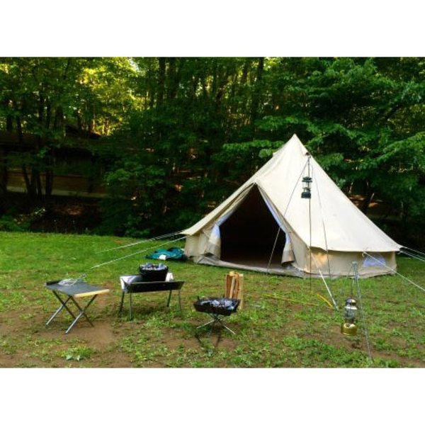 CanvasCamp(キャンバスキャンプ) SIBLEY 500 ULTIMATE PRO (PROTECH) 500ProT ワンポールテント