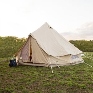 【送料無料】CanvasCamp(キャンバスキャンプ) SIBLEY 400 ULTIMATE PRO (PROTECH) 400cm サンドベージュ 400ProT