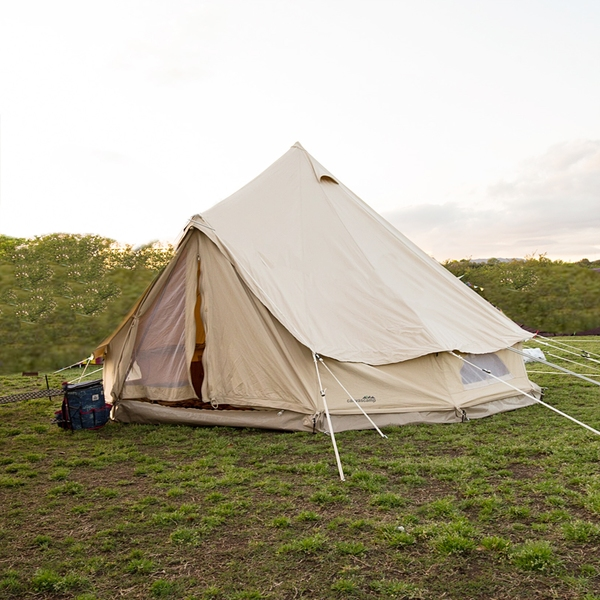CanvasCamp(キャンバスキャンプ) SIBLEY 400 ULTIMATE PRO (PROTECH) 400ProT ワンポールテント