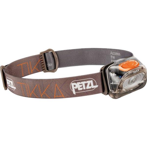 PETZL(ペツル) ティカ 最大100ルーメン アルカリ/ニッケル水素/リチウム E93HOU ヘッドランプ