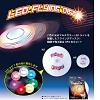 アウトドア&フィッシング ナチュラムノーブランド LED FLYING DISC(LED フライングディスク)