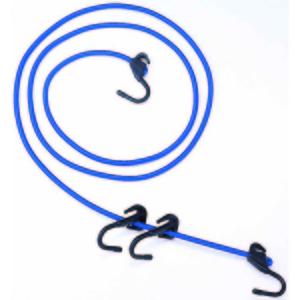 タナックス(TANAX) キャリングコード2-V 200cm 200cm ブルー 22304605