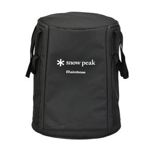 スノーピーク(snow peak)スノーピークレインボーストーブバッグ