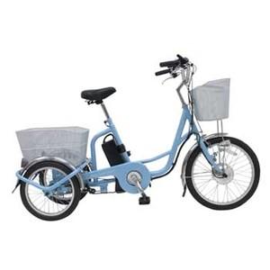 ミムゴ アシらくチャーリー 電動アシスト三輪自転車【代引不可】 MG-TRM20EB 電動アシスト自転車